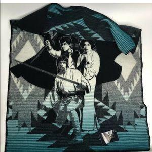 Pendleton Star Wars throw blanket